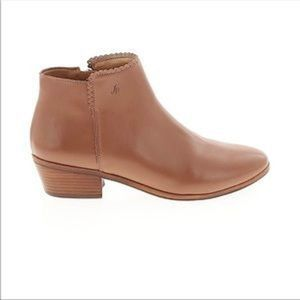 Jack Rogers NEW Bailee Leather Ankle Boot Size 9